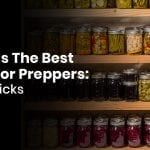 What is the Best Food for Preppers: 8 Top Picks